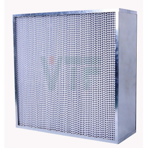 Separator HEPA Filter/ Deep pleat HEPA Filter